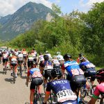 Le fasi cruciali dell'ultima tappa del Giro Rosa