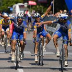 Adriatica Ionica Race: Hodeg si prende tappa e maglia a Grado