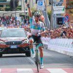 Ciclismo Cup, Lutsenko vince la Coppa Sabatini