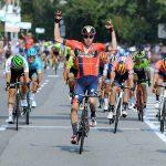 Ciclismo, Coppa Bernocchi: volata vincente di Bauhaus