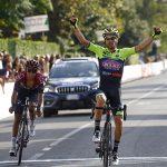 Ciclismo, Giro della Toscana: Visconti batte Bernal in volata