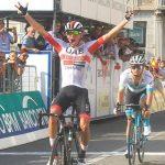 Ciclismo, Coppa Agostoni: sprint Riabushenko a Lissone