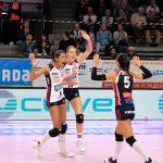 Volley femminile, Smarzek trascina Bergamo alla vittoria