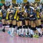 Volley femminile, bene la prima di Brescia. Caserta si arrende in quattro set