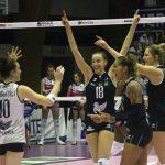 Volley femminile, Serie A1: Chieri affonda Caserta