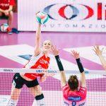 Volley femminile, Serie A1: Cuneo lotta ma Novara vince