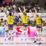 Volley femminile, Serie A1: Conegliano a punteggio pieno