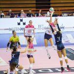 Volley femminile, Serie A1: Filottrano sorprende Brescia