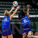 Volley femminile, Firenze fa festa in casa. Busto Arsizio ko
