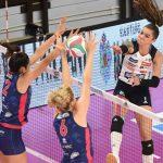 Volley femminile, Serie A1: Bergamo fa sudare Scandicci