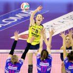 Il comunicato della Lega volley femminile