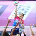 Volley femminile, Serie A1: Novara in rimonta a Scandicci