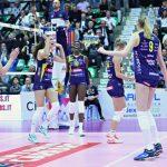 Volley femminile, Serie A1: Conegliano non sbaglia all'esordio