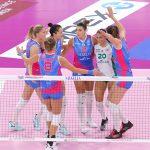 Volley femminile, Serie A1: Monza si rialza contro Bergamo