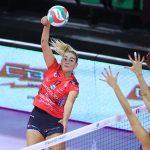 Volley, Serie A1, Perugia piega Chieri e lascia l'ultimo posto