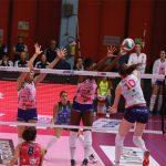 Volley femminile, Scandicci corsara a Casalmaggiore