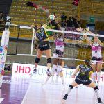 Volley, Serie A1, Brescia passeggia sui resti di Caserta