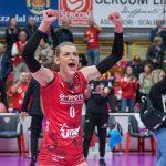 Volley femminile, Serie A1: Busto batte Caserta ed è quarta