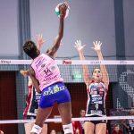 Volley femminile, Serie A1: Casalmaggiore fa festa in casa