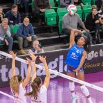 Volley femminile, Serie A1: Firenze ribalta Cuneo ed è seconda