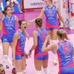 Volley femminile, Serie A1: Monza batte Chieri e supera Novara