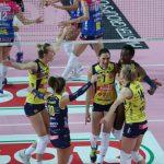 Volley femminile, Serie A1: il big match va a Conegliano. Novara sconfitta 3-1