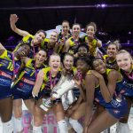 Volley femminile, Supercoppa italiana: trionfo Conegliano