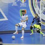 Calcio a 5, Serie A: l'AcquaeSapone domina il derby