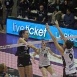Volley femminile, Serie A1, Chieri piega la Zanetti Bergamo: 3-1