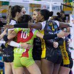 Volley femminile, Serie A1: Brescia vince la maratona di Cuneo