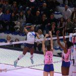 Volley femminile, Serie A1, Casalmaggiore stende Il Bisonte: 3-0