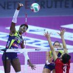 Volley femminile, Serie A1: Conegliano insuperabile, crolla anche Busto Arsizio