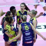 Volley femminile, Serie A1: Conegliano riparte, 3-0 a Chieri