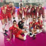 Volley femminile, Serie A1: Cuneo corsara a Caserta