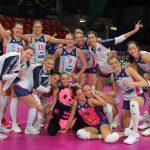 Volley femminile, Serie A1: Scandicci ritrova il sorriso a Perugia