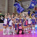 Volley femminile, Serie A1: Scandicci non fa sconti a Caserta