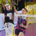 Volley femminile, Serie A1, Scandicci travolge Brescia: 3-0