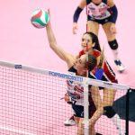 Volley femminile, Serie A1: Bergamo piega Casalmaggiore