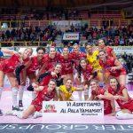 Volley femminile, Coppa Italia A1: Busto Arsizio in semifinale