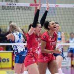 Volley, Serie A1: Busto continua la marcia. Firenze ko