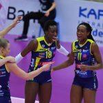 Volley femminile, Coppa Italia A1: Chieri regge un set. Conegliano in semifinale