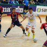 Calcio a 5, Serie A: vincono Pesaro, Meta, Eboli e CMB
