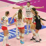 Volley femminile, Serie A1: Cuneo certifica la crisi di Monza
