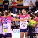 Volley femminile, Serie A1: la legge della Igor. Asfaltata Filottrano