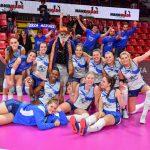 Volley femminile, Serie A1: Firenze promossa a Perugia