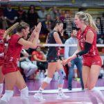 Volley femminile, Serie A1: Busto va, Perugia battuta 3-1