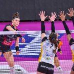 Volley femminile, Serie A1: niente gare in Piemonte, Lombardia e Veneto