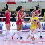 Volley femminile, Serie A1: Busto travolge Novara e tiene il passo