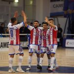 Calcio a 5, Serie A: l'Italservice Pesaro domina a Dosson
