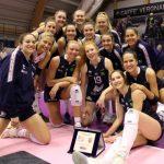Volley femminile, Serie A1: Chieri si prende il derby con Cuneo